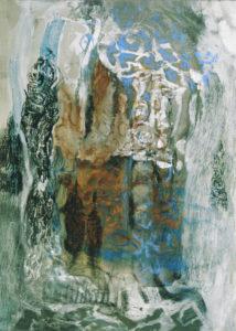 Objets et tissus II Gemengde techniek 55-74 cm 2002