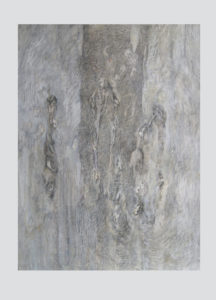 Vervagen II Gemengde techniek 53-65cm 2014